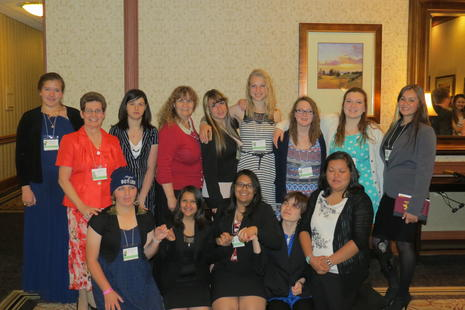 Key Clubbers attend District Convention in Denver